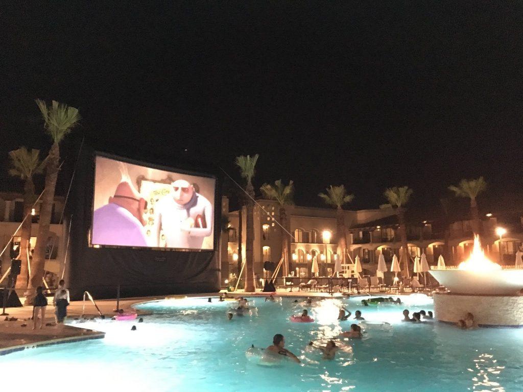 30' Elite Scottsdale Princess Hotel